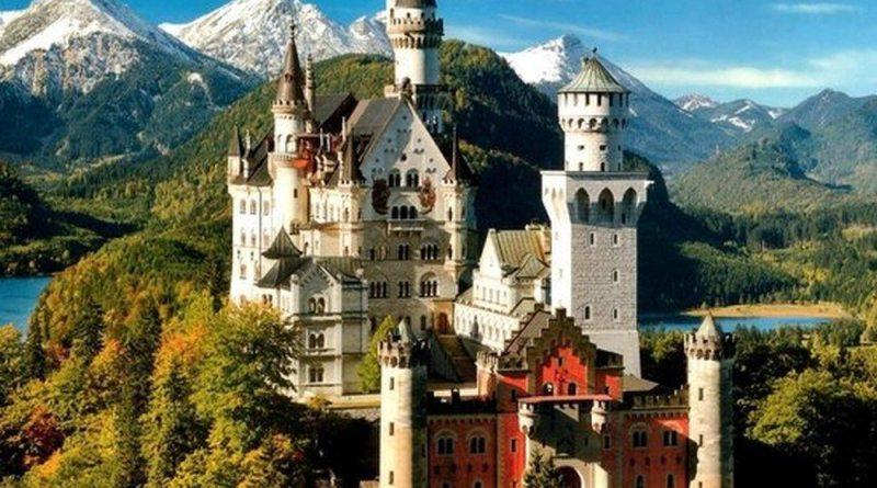 Castelo de Neuschwanstein (Baviera, Alemanha)