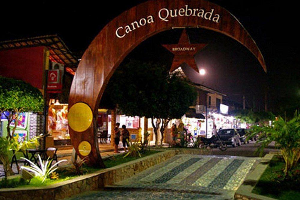 Noite Na Brodway - Canoa Quebrada