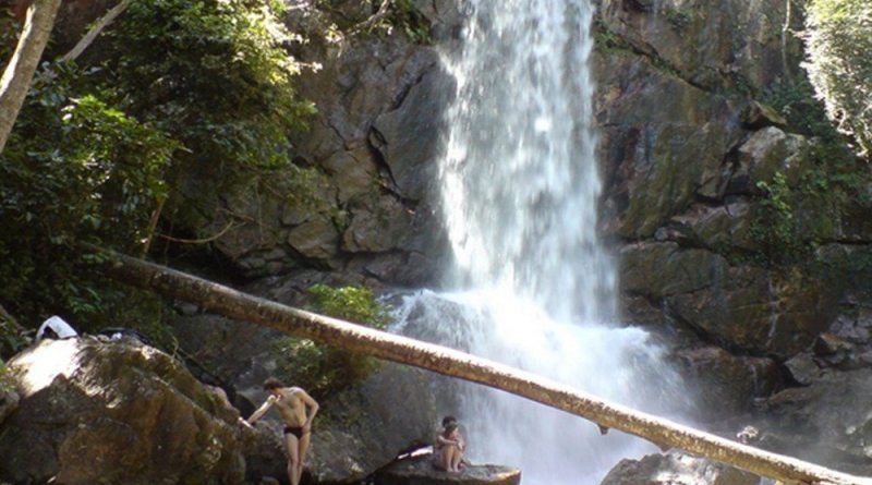Cachoeira Do Tororó - Brasilia DF