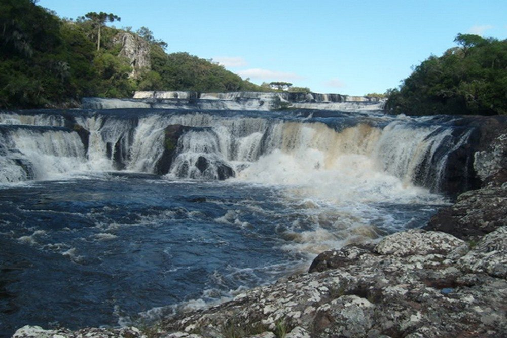 Cachoeira Dos Venâncios - Cambará Do Sul