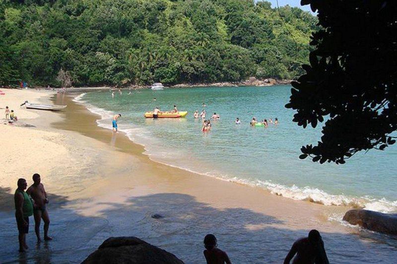 Praia Bonete - Ubatuba