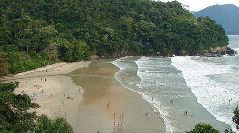 Praia Brava Da Fortaleza - Ubatuba