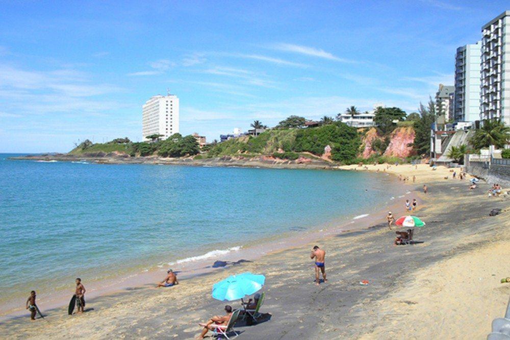 Praia Da Areia Preta - Guarapari