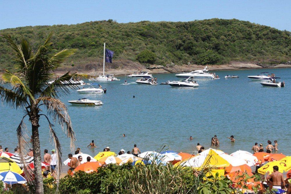 Praia Da Bacutia - Guarapari