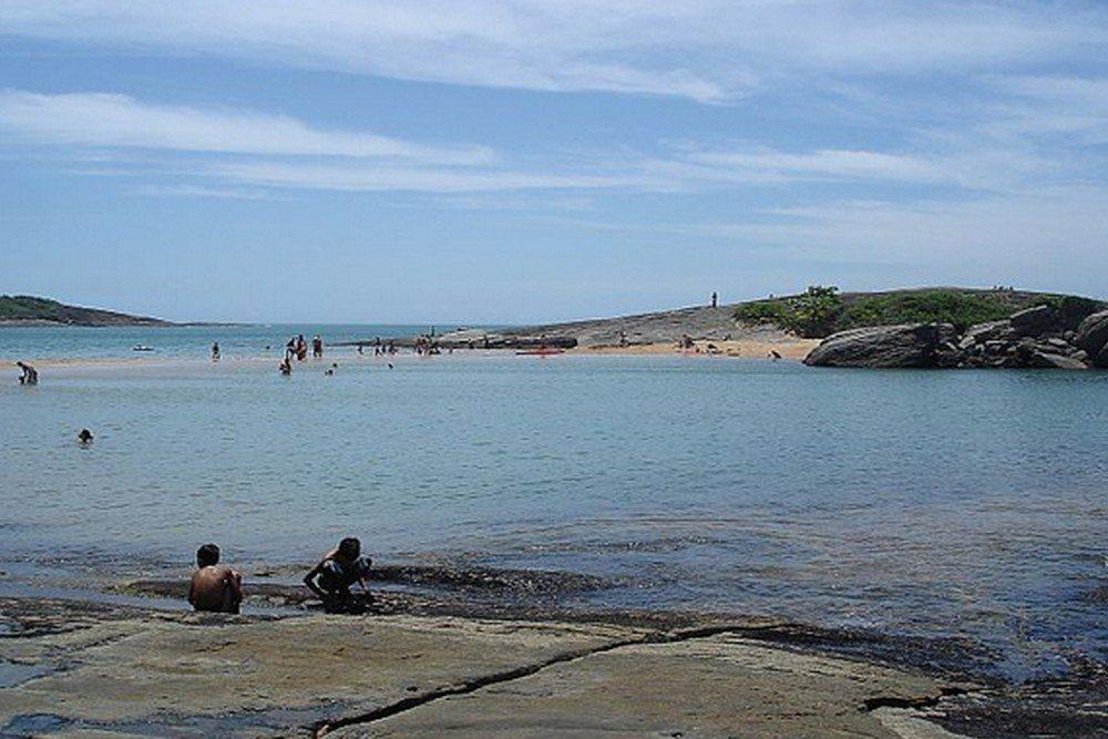 Praia Setibão - Guarapari