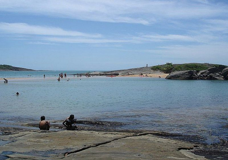 Praia Setibão