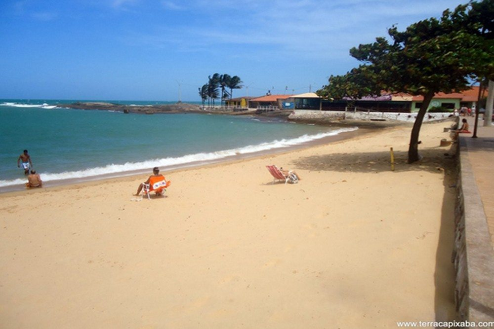 Praia Do Meio - Guarapari