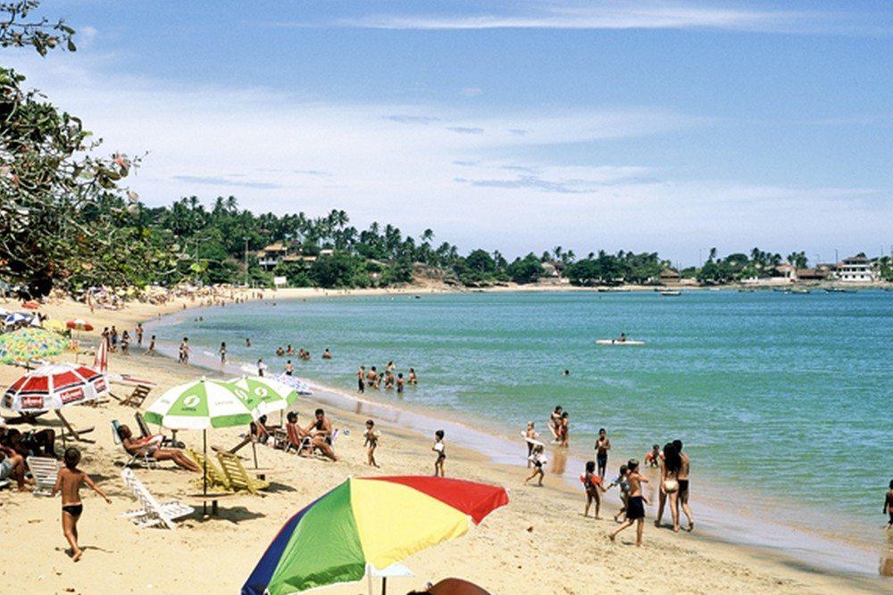 Praia De Meaípe - Guarapari