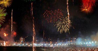 Rio de Janeiro: Copacabana reúne milhões em festa até o amanhecer