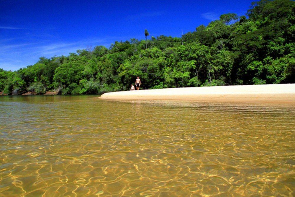 Rio Novo - Jalapão