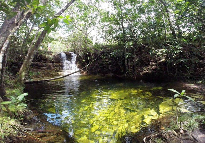 Cachoeira Portão do Dragão
