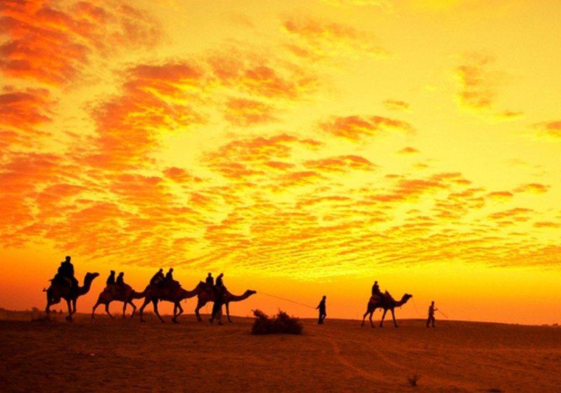 Onde fica o pôr do sol mais lindo do mundo