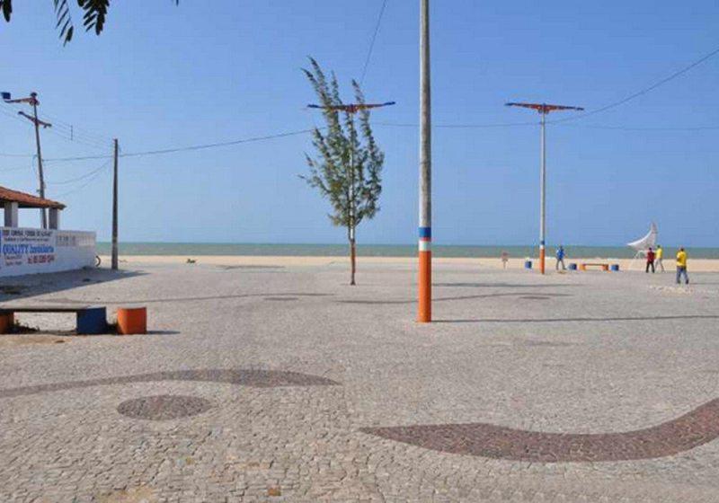 Praia Do Pacém