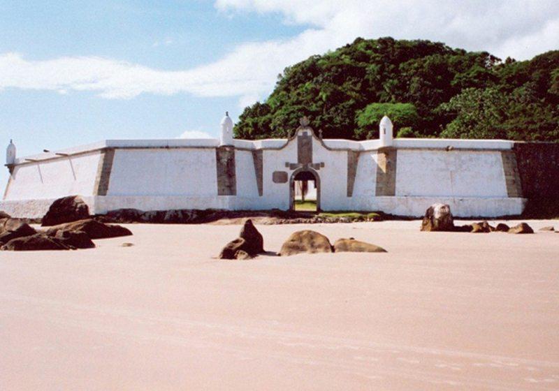 Fortaleza Nossa Senhora Dos Prazeres - Ilha Do Mel
