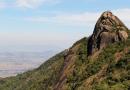 Trilha para o Pico do Lopo, em Extrema MG