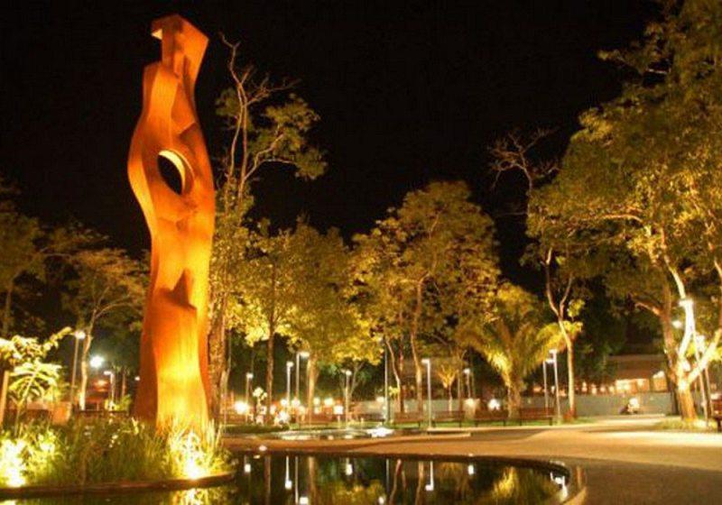 Praça Plácido de Castro