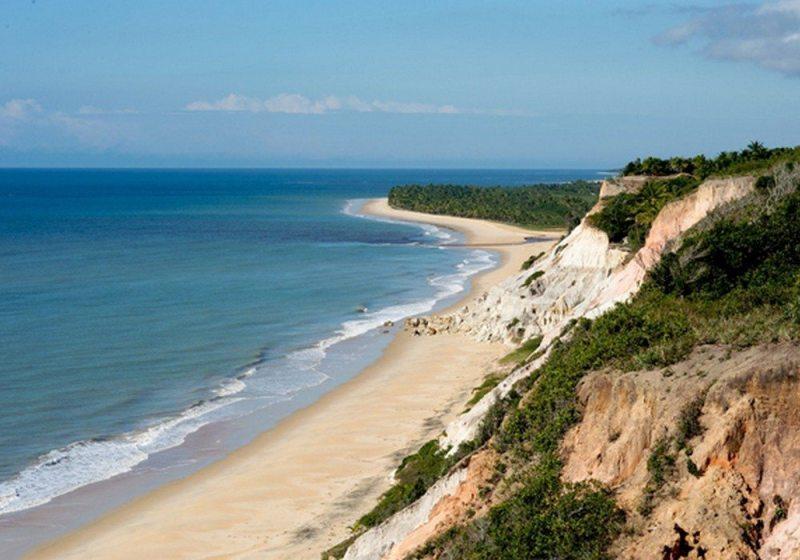 Praia Do Mutá - Costa Do Descobrimento