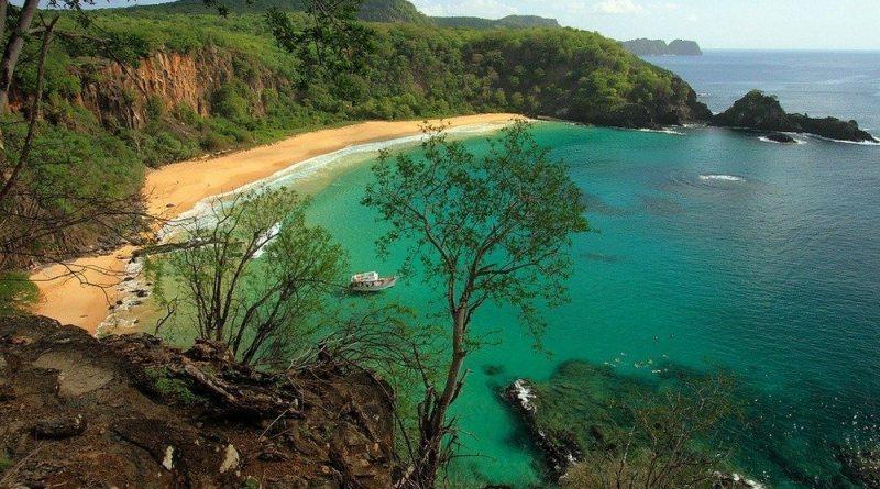 Praia Do Sancho Tem Beleza Única Em Fernando De Noronha