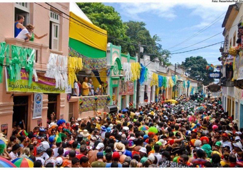 Feriado De Carnaval - Olinda