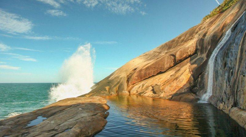 Projeto mapeia cachoeiras da Estrada Real