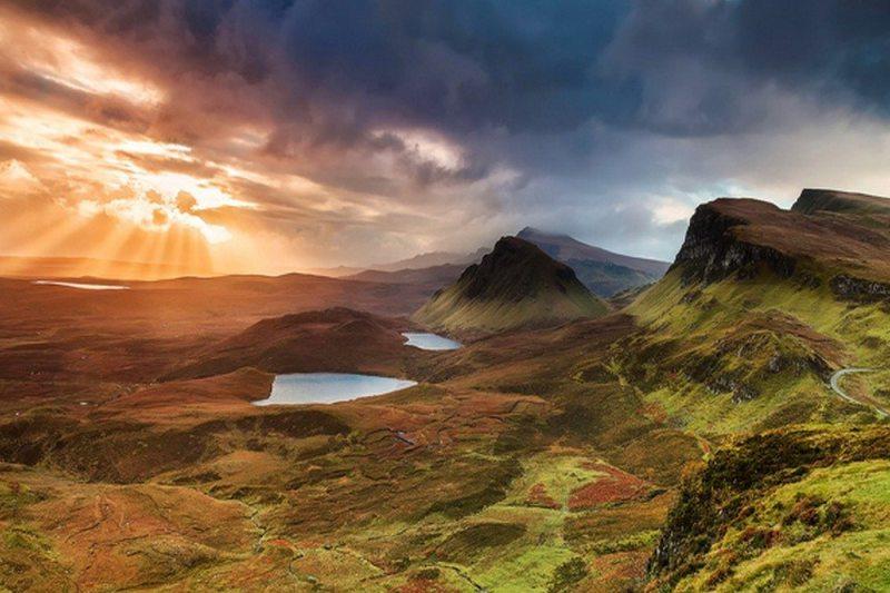 Coração Valente – Highlands – Escócia