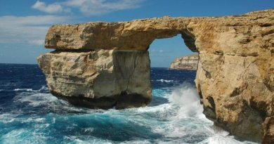 Malta – Azure Window