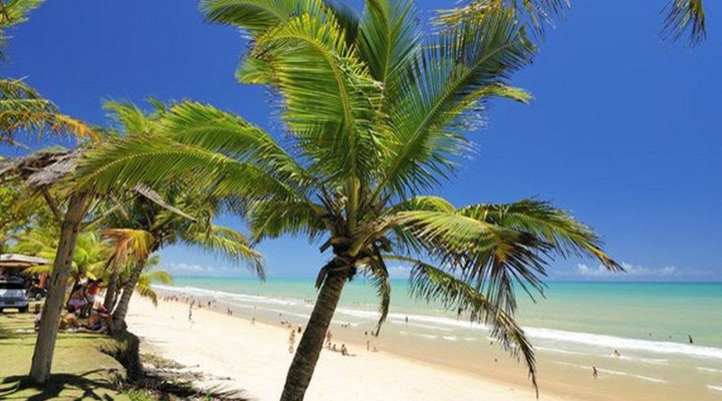 Prado, no sul da Bahia, é destino ideal para casais
