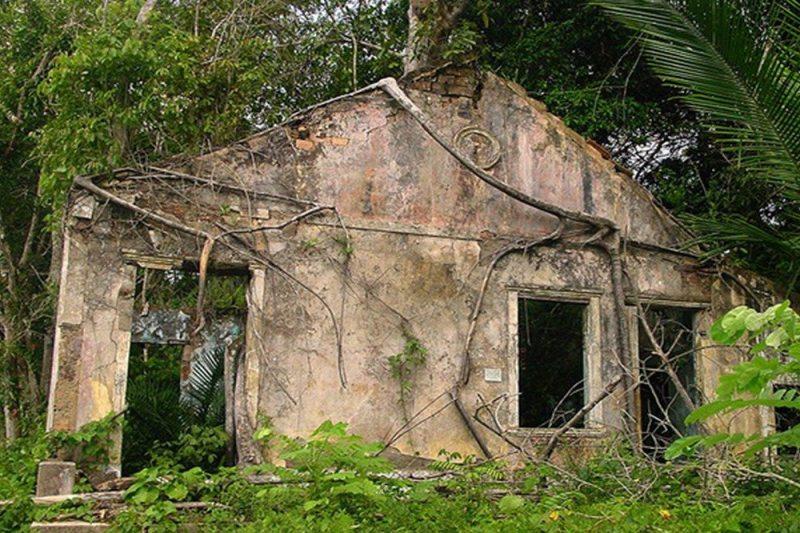 Airão Velho, a cidade assombrada do Amazonas