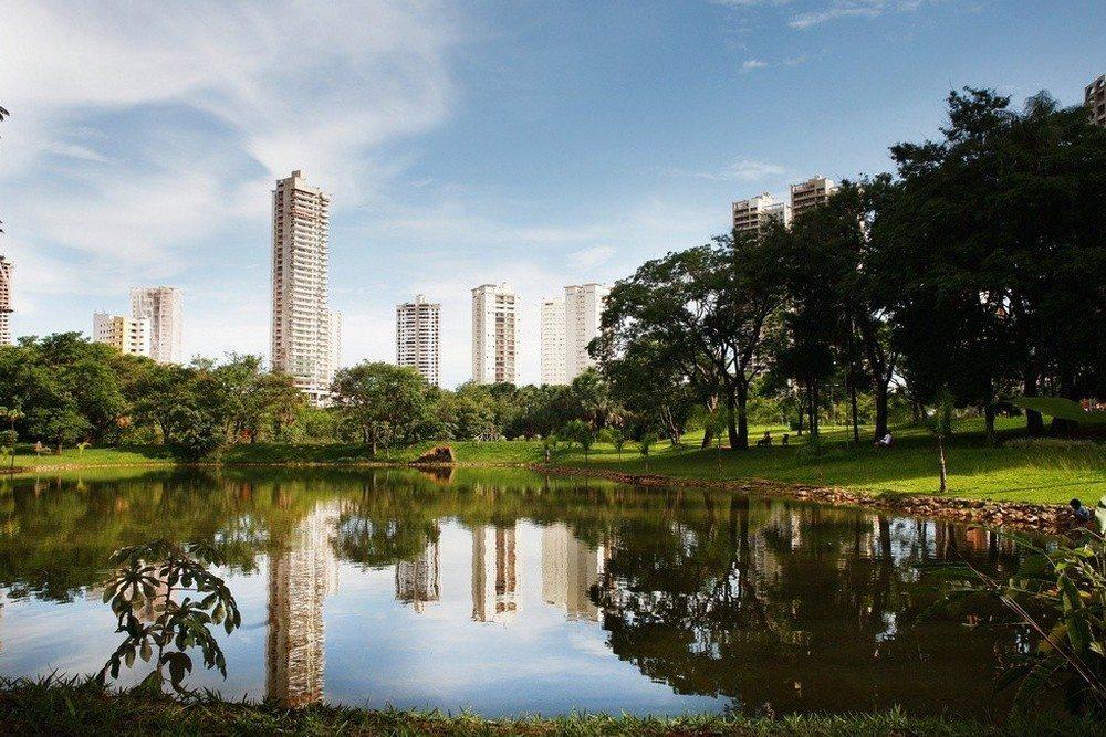 Goiânia Brasil - Cidade jovem e de arquitetura admirável