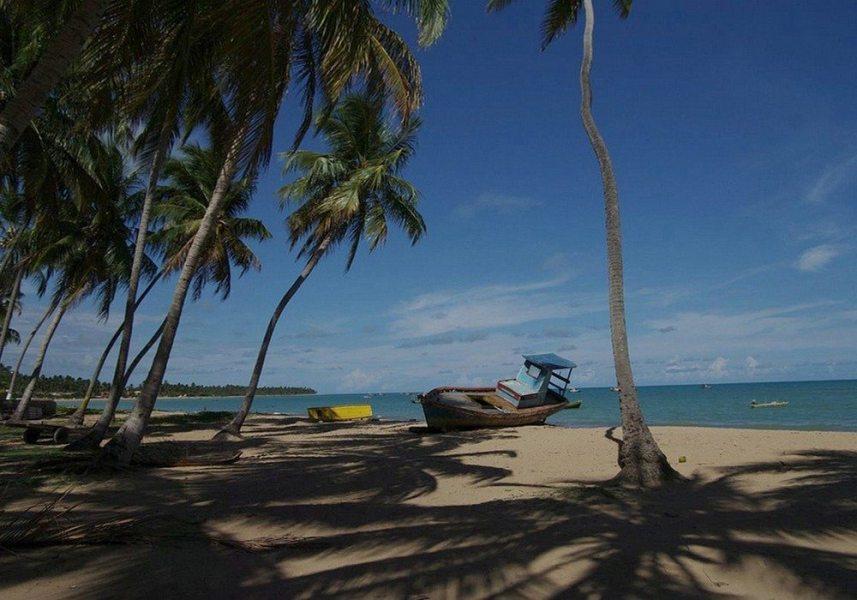 Japaratinga no Brasil é um dos destinos encantados de Alagoas