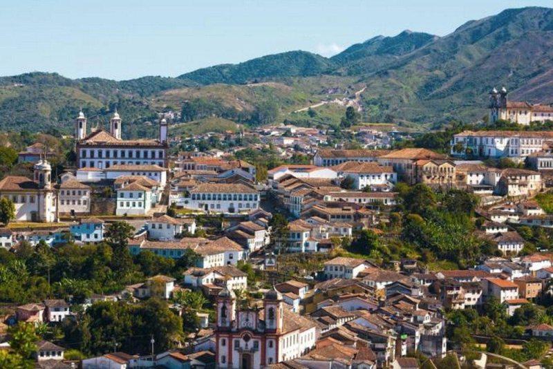 Ouro Preto Brasil : muito além das igrejas históricas