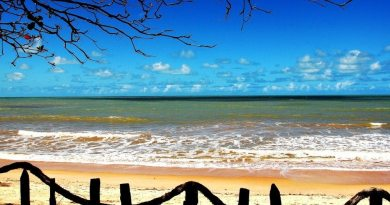 Corumbau - A Exclusividade Ecológica No Sul Da Bahia