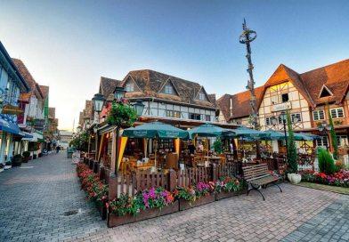 Lugares para curtir o inverno como se estivesse na Europa