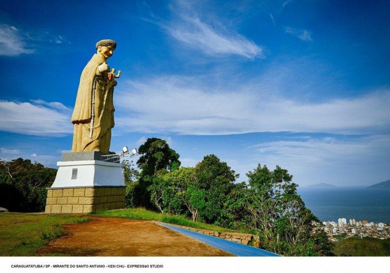Alto Do Morro De Santo Antonio Caraguatatuba