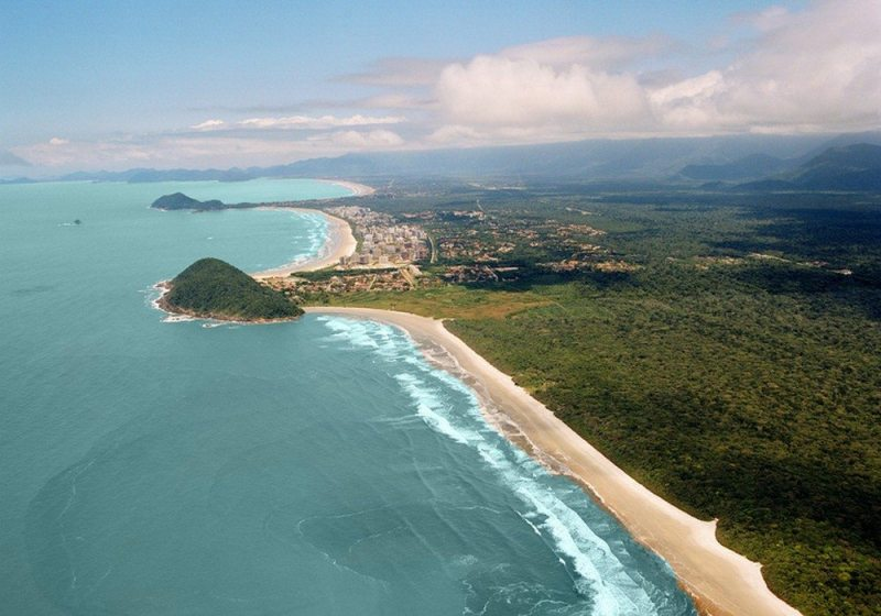 Bertioga Beaches, Brazil