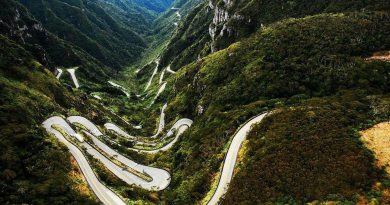 Estrada Serra Do Rio Rastro