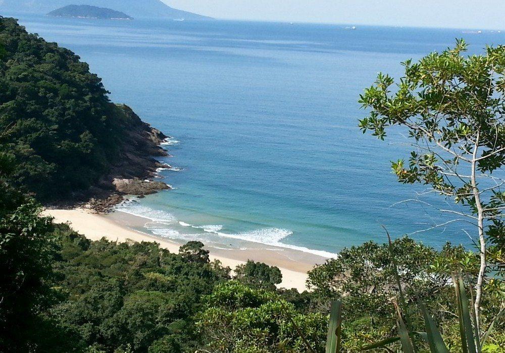 Parque Estadual Serra Do Mar - Praia Brava