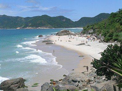 Praia do Abricó - Rio de Janeiro