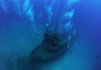 Mar de Porto de Galinhas guarda naufrágios históricos