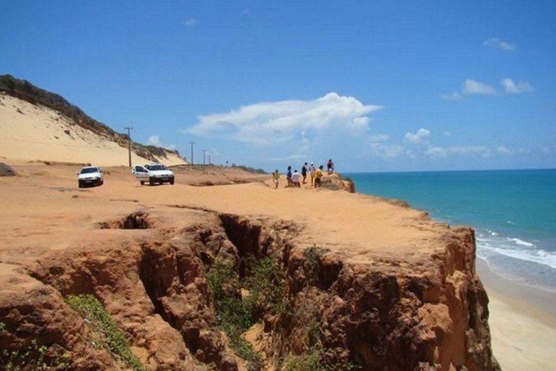 Vista Praia De Pipa