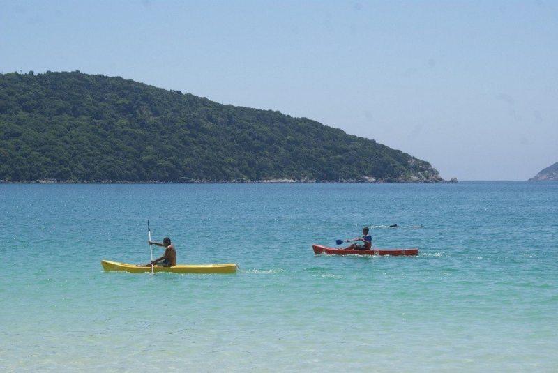 Praia Do Forno Em Arraial Do Cabo