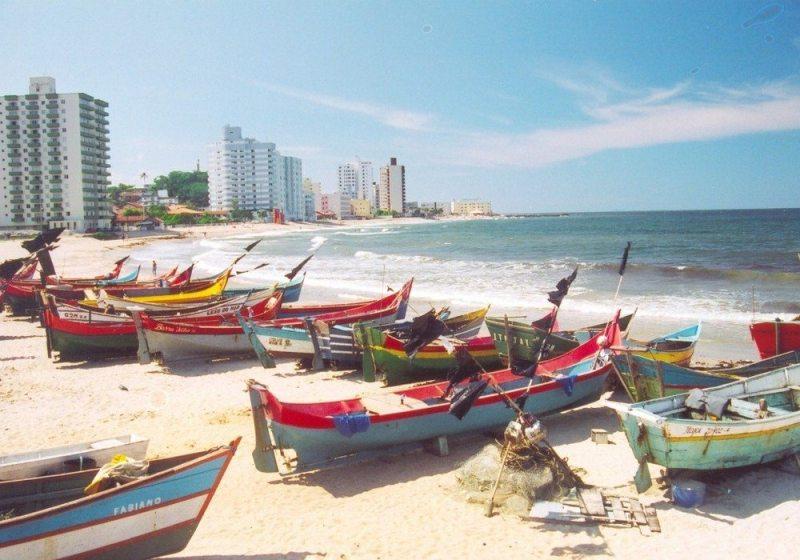 Canoas Em Barra Velha