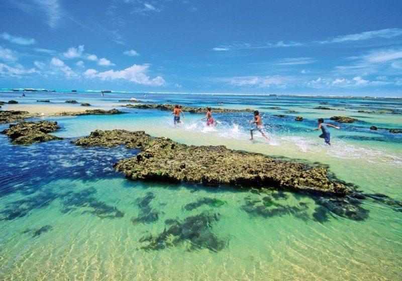 Praia Flexeiras No Ceará