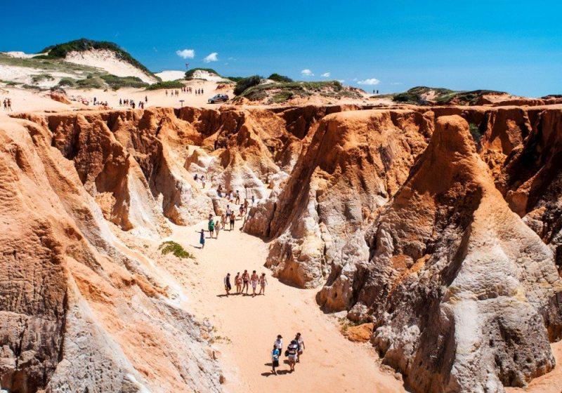 Morro Branco No Ceará