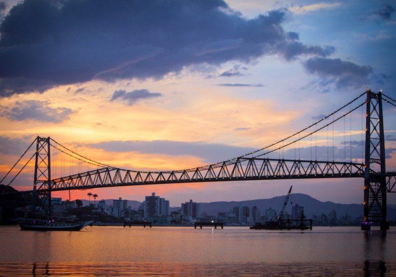 Ponte Em Florianopolis