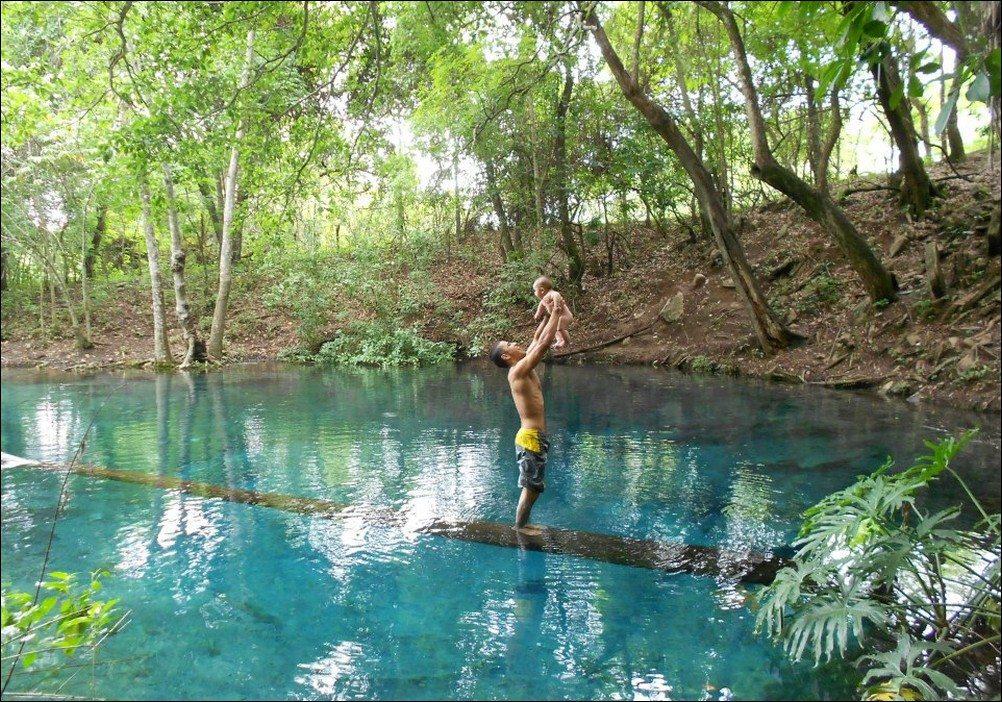 Lagoa Azul Em Formosa