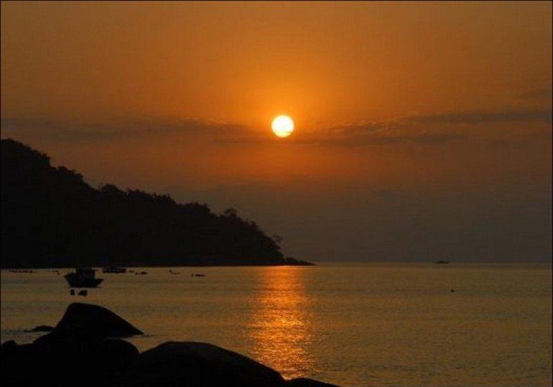 Ilha Grande No Litoral Sul Do Rio De Janeiro