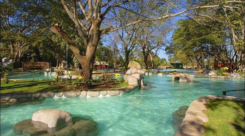 Parque Das Águas Quentes Barra Do Garças