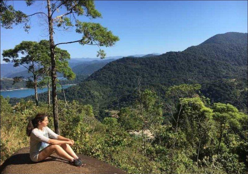 Cachoeira Com Vista Mais Bonita Do Brasil