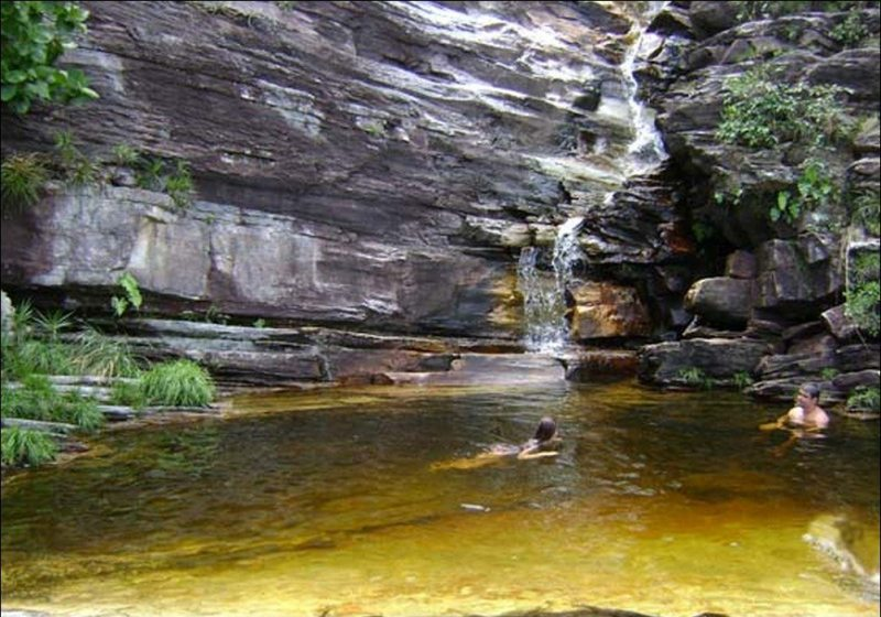 Cachoeira Do Abismo